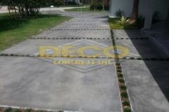 Concrete Pads 10
