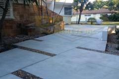 Concrete Pads 1