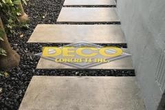 Concrete Pads 30