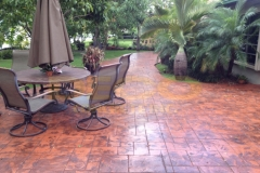 Stamped Concrete 1