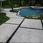 Weston concrete pads