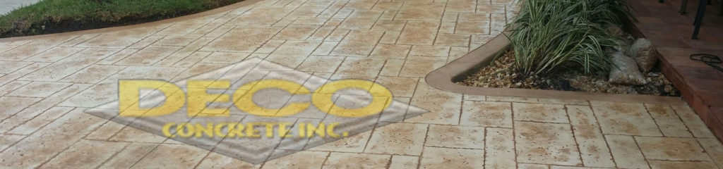 Stamped Concrete in Miami Beach, Miami-Dade, Palmetto Bay