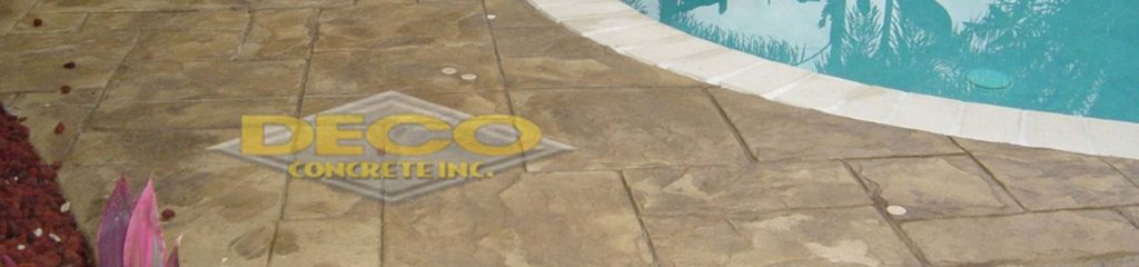 Decorative Concrete in Fort Lauderdale, Miami - Dade, Palmetto Bay