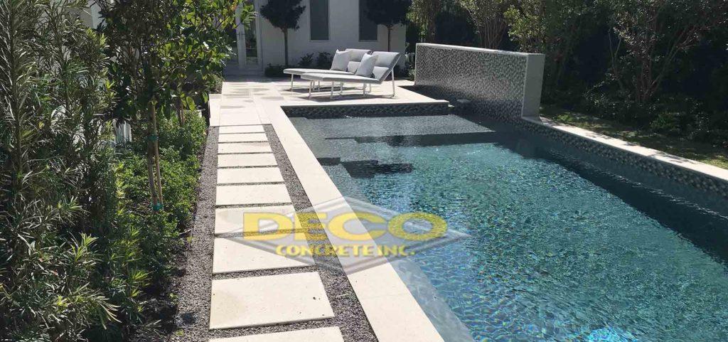Decorative Concrete in Miami Beach, Coral Gables, Pembroke Pines