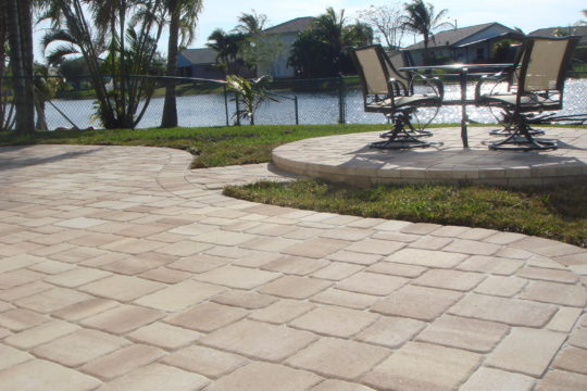 Stamped Concrete in Fort Lauderdale, Parkland, Miami Beach