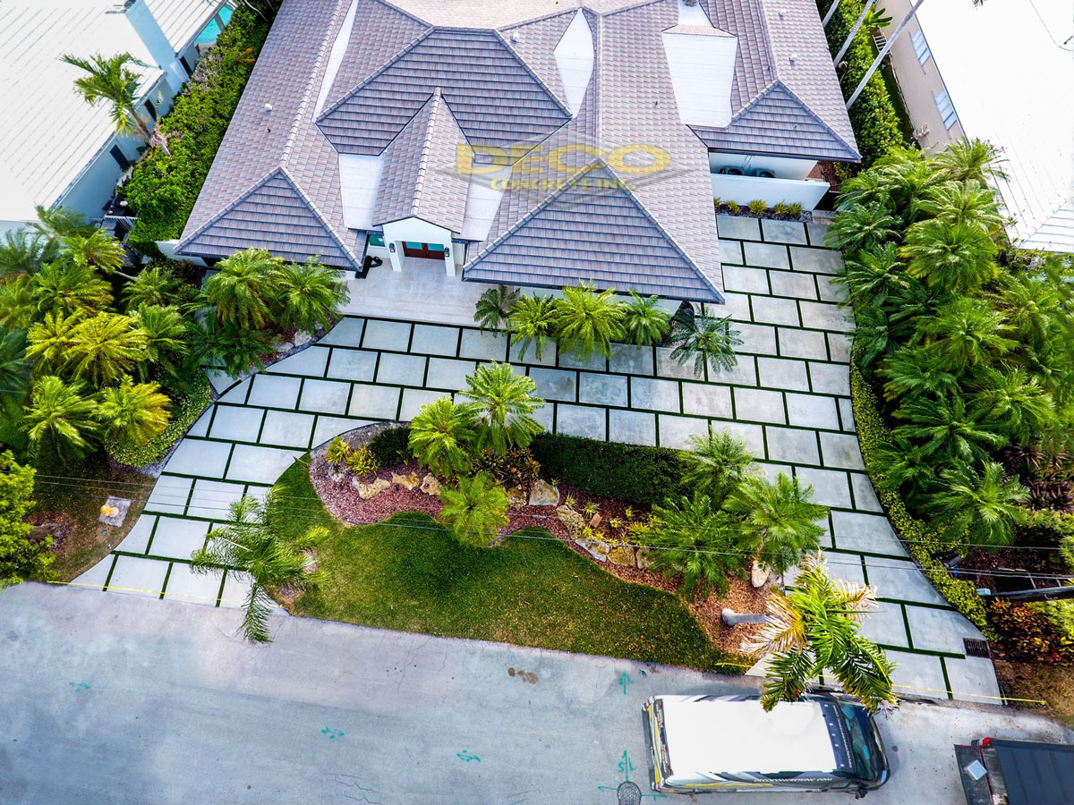 Driveway Pavers in Miami-Dade, Miami Beach, Fort Lauderdale