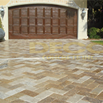 Brick Pavers in Cocoplum, FL