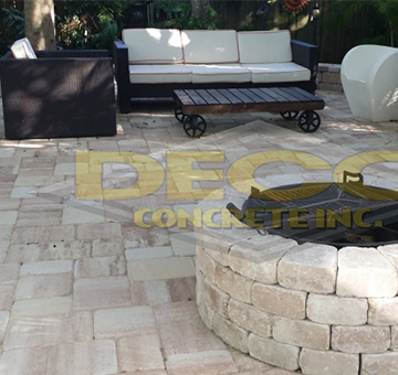 Patio Pavers in Miami, Fort Lauderdale, Kendall