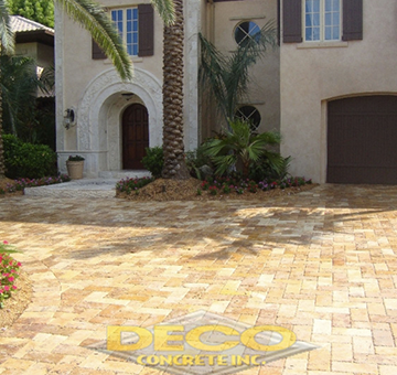 Driveway Pavers in Fort Lauderdale, Palmetto Bay, Pembroke Pines